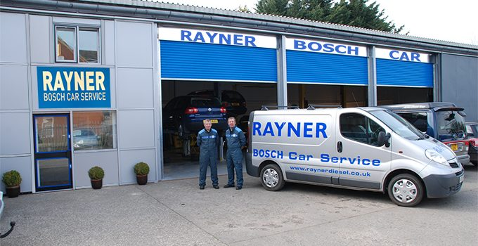 Rayners celebrate 6 months anniversary in Queens Road, Newbury