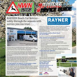 Rayner Reports Successful First Year in Queens Road Premises