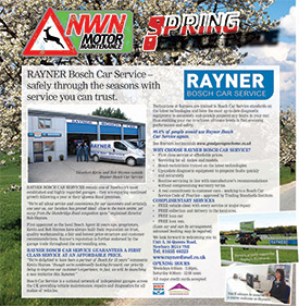 Rayner Reports Successful First Year