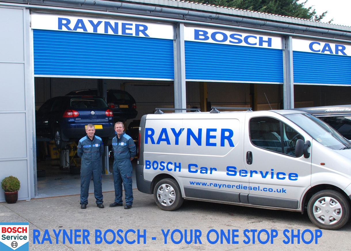 About Rayner Bosch Car Service - Your One Stop Shop